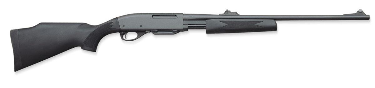 Remington 7600 Carbine  35 Whelen Pump Action