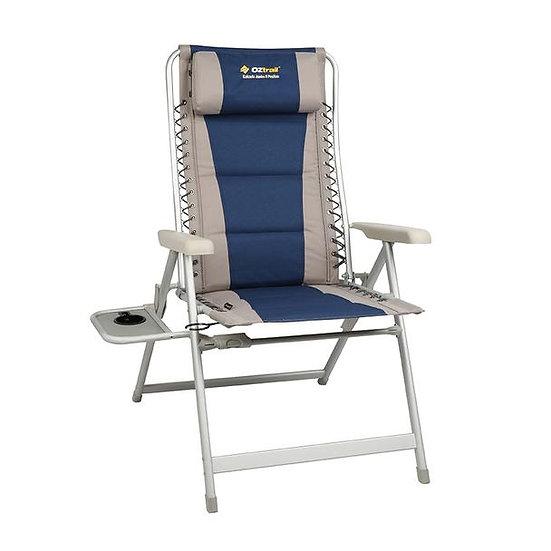 Oztrail Kakadu Jumbo 8 Position Recliner Chair