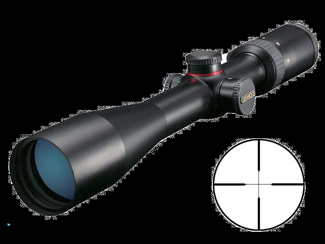 Simmons Predator 4.5-18x44 30mm SF Truplex