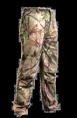 Ridgeline Pro Hunt Fleece Pant Nature Green Camo