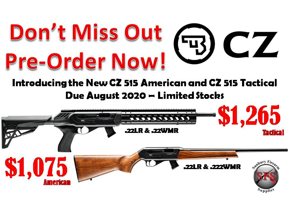 CZ515 Order Now