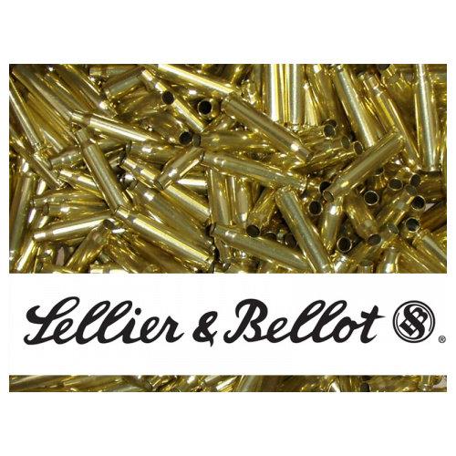 Sellier & Bellot Unprimed Brass 6.5x55 20 pk