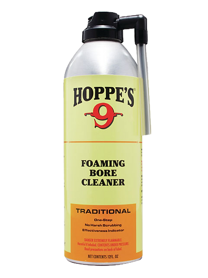 Hoppes No 9 Foaming Bore Cleaner 12oz