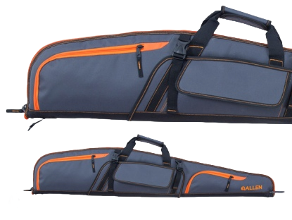 "Allen Gear Fit Bonanza 48"" Grey/Orange Rifle Bag AL91948"