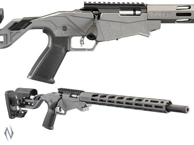 Ruger Precision Rimfire .22lr Tactical Grey
