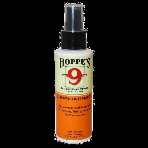 Hoppes No 9 Lubricating Oil 4oz Pump