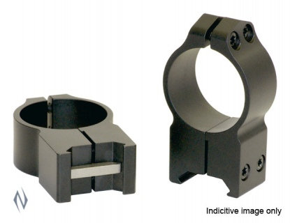 Warne Maxima 30mm extra high rings