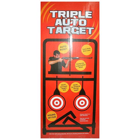 Triple Auto Target