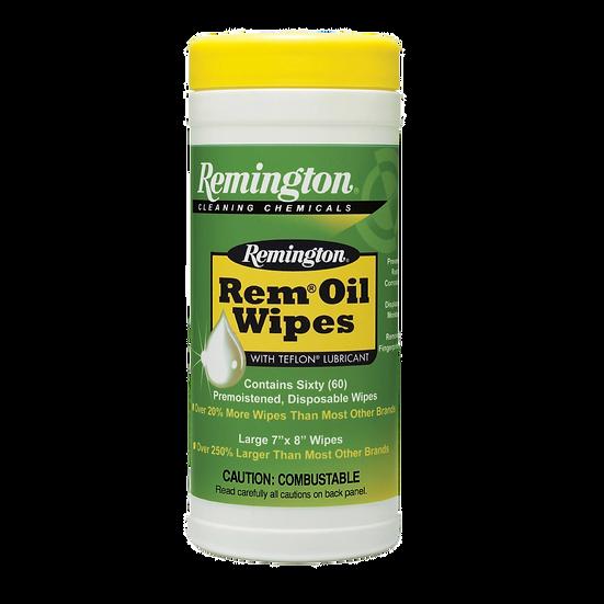 Rem Oil Pop Up Wipes 60 Pack