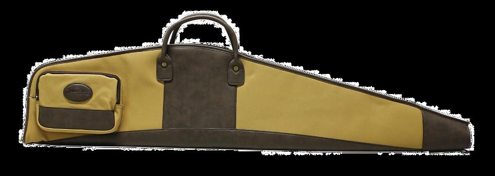 "Max-Guard Executive Canvas & Leather 48"" Gun Bag PT-HS358CAPU"