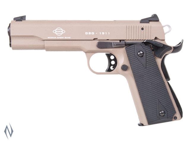 GSG 1911 US Tan .22lr