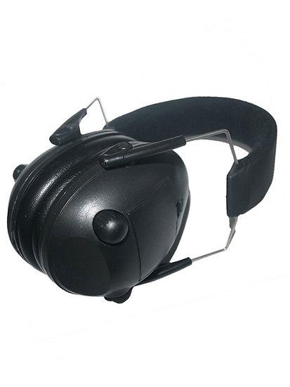 Night Prowler Black Electronic Earmuffs