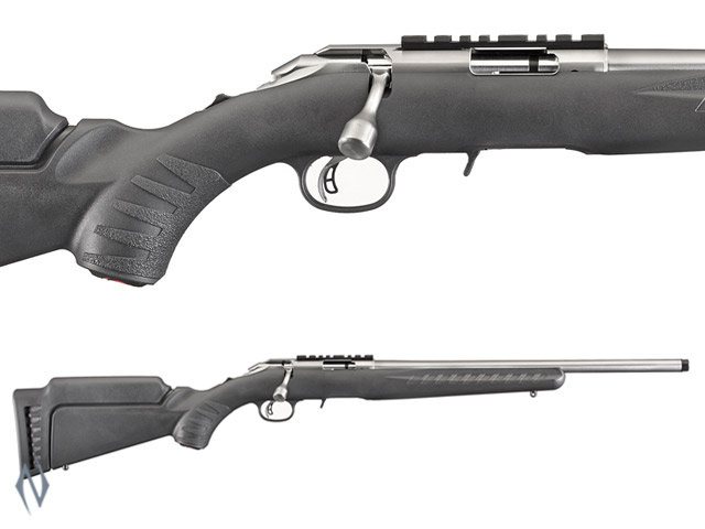 Ruger American Rimfire .22lr Stainless Threaded