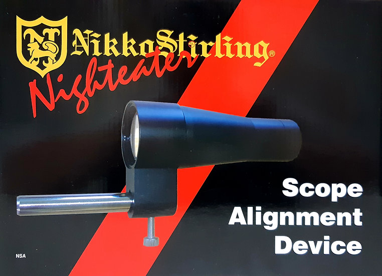 Nikko Stirling Nighteater Scope Alignment Device