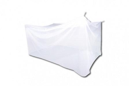 Oztrail Mozzie Net White Double Box style