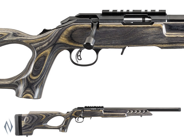 Ruger American Rimfire .22lr Target Thumbhole
