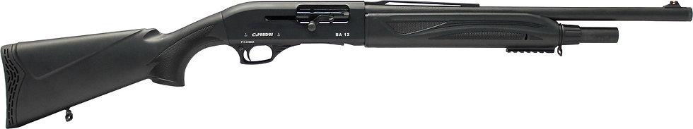 """Pardus BA-12 20"""" tube mag 12 gauge straight pull"""