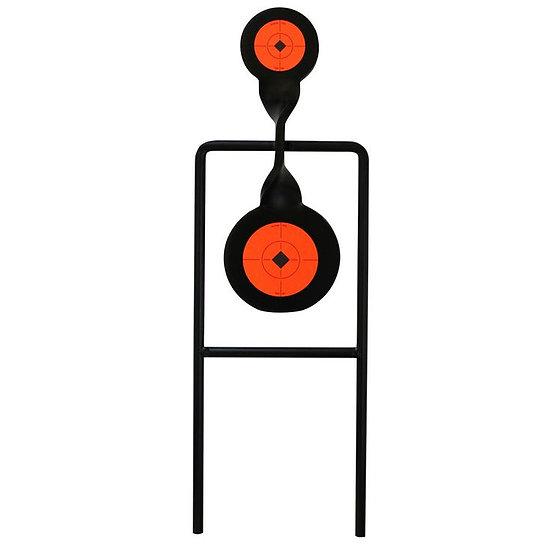 Double Spinner Airgun/.22 Target