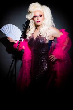 Svenn Moretti-Golay, contre-ténor et drag-queen