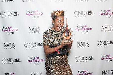 lavette cephus beaute asy nail competition winner