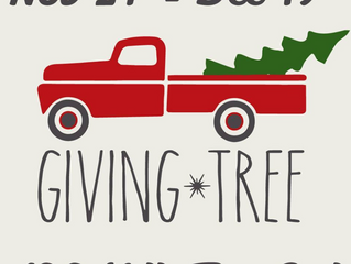 Maggie's School & The Giving Tree This Christmas