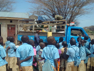 Updates from Maggie's School Kenya