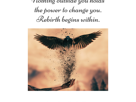 Are You the Guiding Force in Your Transformation?