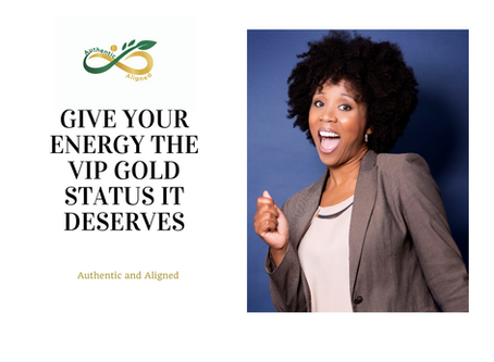 Your Energy Deserves VIP Gold Status