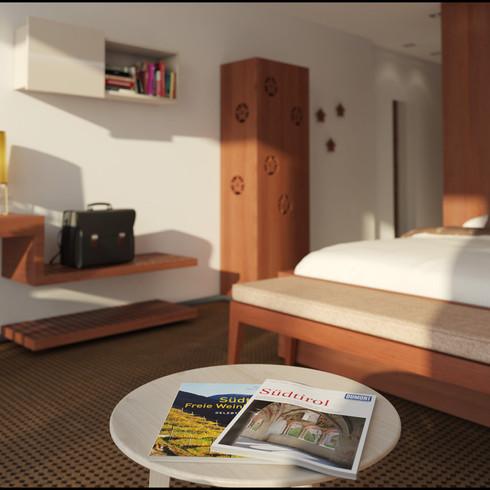 Hotel Schenna, Italien