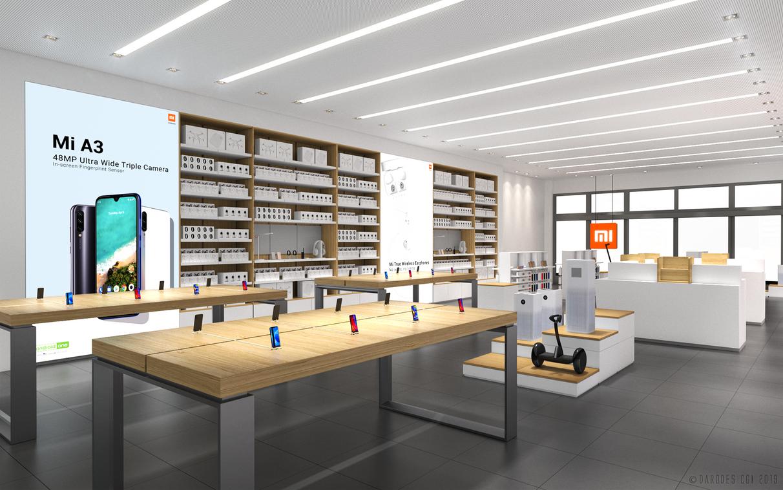 Xiaomi Store, Glatt Zentrum