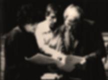 Alain Bancquart Yanni Xenakis Dietlev Kieffer