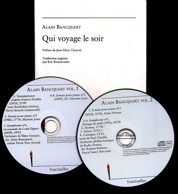 Alain Bancquart Qui voyage le soir