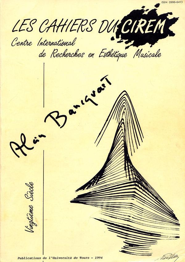 Alain Bancquart, CIREM