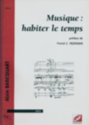 Alain Bancquart Habiter le Temps, Yeznikian, Symétrie