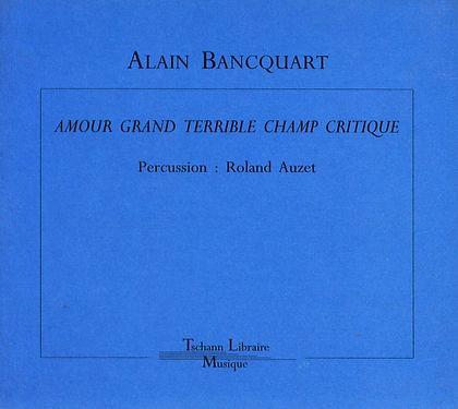 Alain Bancquart