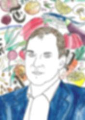FRANK BRUNI - Jarry Mag - Florent Manell