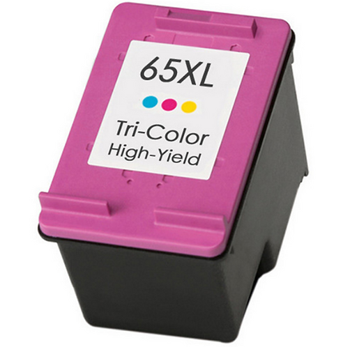 Earth Toner Remanufactured HP 65XL N9K03AN Tri-Color Ink Cartridge High Yield
