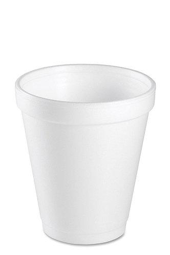 Dart Foam Coffee Cups 10oz 1000 per box