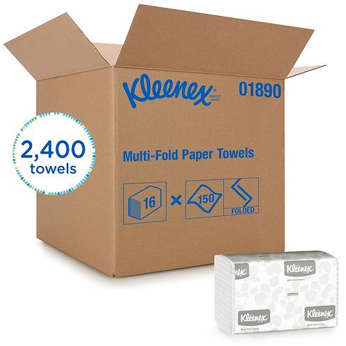 Kleenex® Folded Towels 16 Packs (01890)