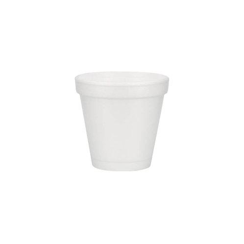 Dart Foam Espresso Cups 4oz 1000 per box