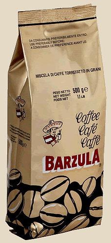 Barzula Prestige 1kg Bag Whole Roasted Beans