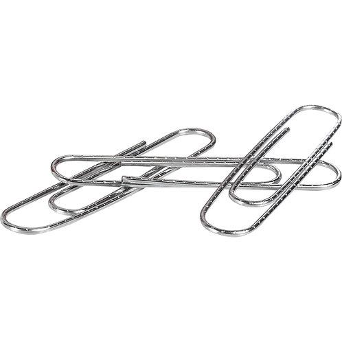 Jumbo Paper Clips Non-Skid 100/pk