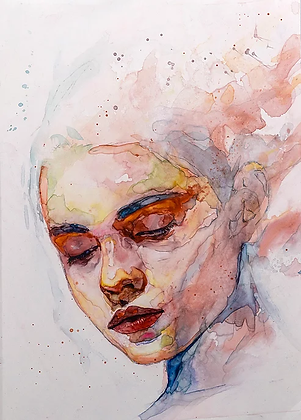 Female Portrait studies no.2