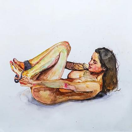 Female Figure studies no.2
