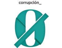 Luis Jorge Garay en las conferencias del proyecto Corrupción Cero, Valencia, España.