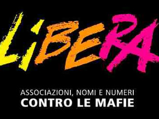 LIBERA (Italy) Our new partner in the fight against crime