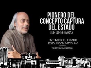 """Luis Jorge Garay, conferencista principal en el seminario: """"Los Desafíos del Desarrollo y la De"""