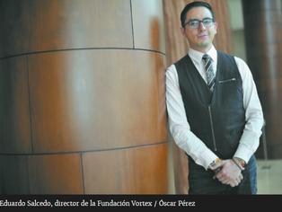 Eduardo Salcedo-Albarán, in an interview with El Espectador, spoke about corruption, how this phenom