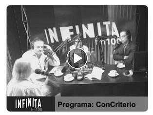 Radio Con Criterio interviewed Luis Jorge Garay.