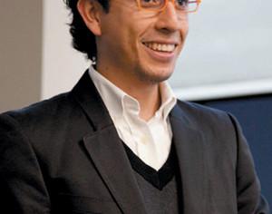 Eduardo Salcedo-Albarán in interview with Philosophy Now, England.